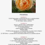 locandina evento ritiro yoga, Agriturismo Testalepre