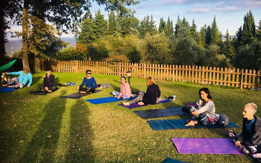 Yoga Retreat with Stevan Gill